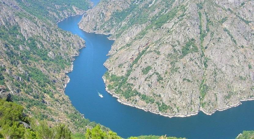 Río Sil (Wikipedia/CC).