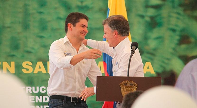 Santa Marta, modelo atención crisis agua Colombia
