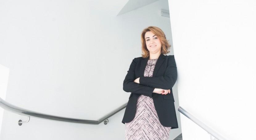 """Miriam Puya: """"Lo que no se comunica, no existe"""""""