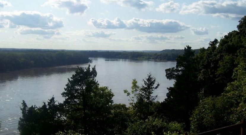 ¿Cuál es río más largo América Norte - USA?