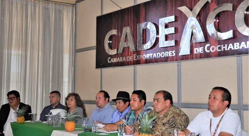 MMAyA y productores Cochabamba trabajan conjuntamente garantizar agua riego