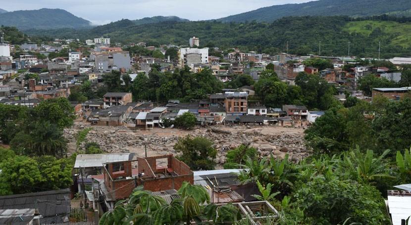 balance muertos inundaciones y avalanchas Mocoa se eleva 320