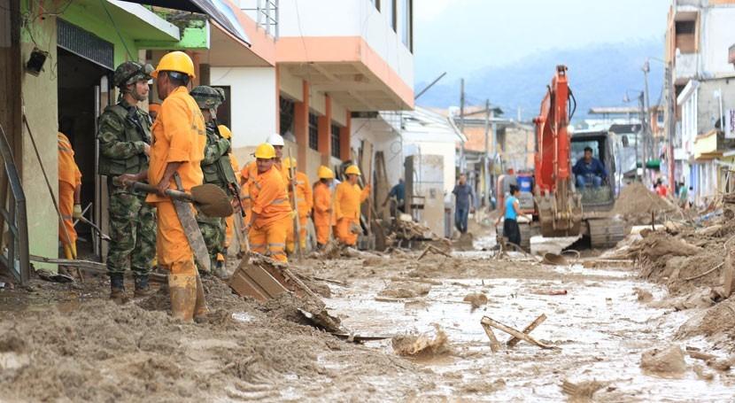 Se abre investigación tragedia Mocoa riesgo previo que existía Putumayo