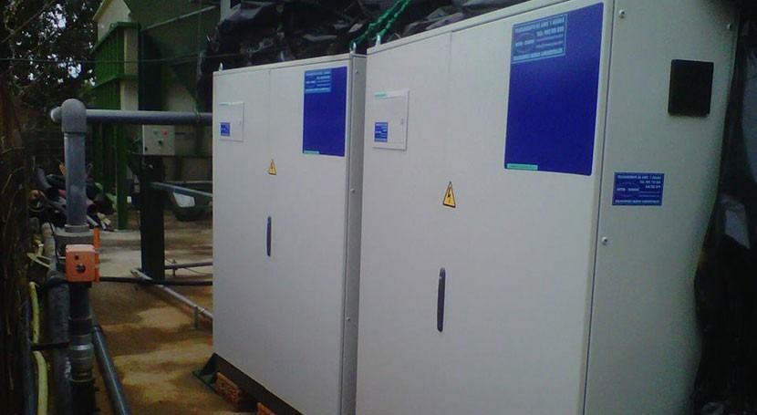 Interozono: Fabricante equipos ozono industriales