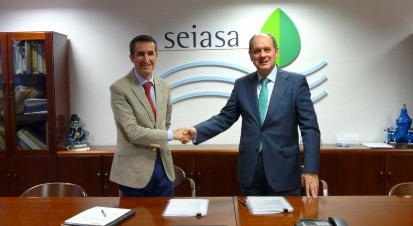 Avanza modernización regadío Canal Páramo Sector VIII León