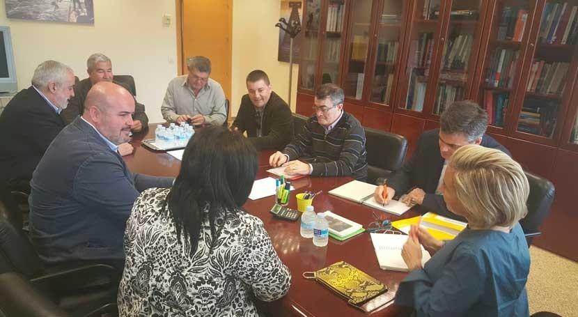 Concluye redacción proyectos modernización Comunidad Regantes Pliego