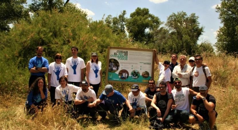 Adecagua comienza proyecto Educación Ambiental ríos PN Sierra Guadarrama
