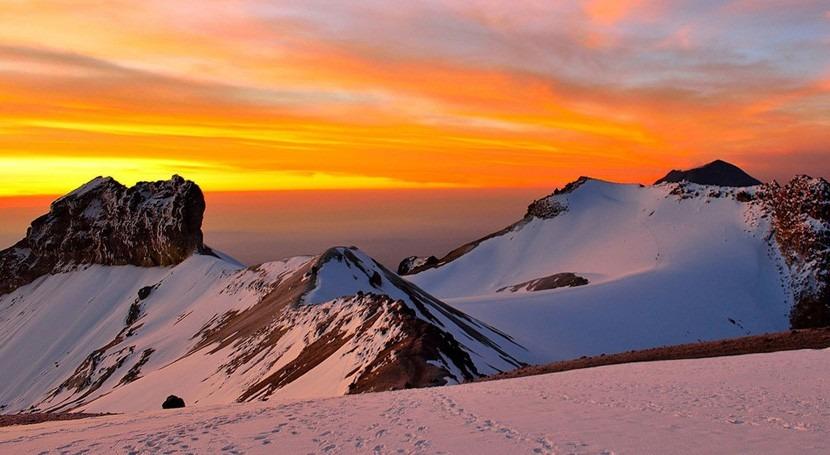 Cumbre Alta Montaña buscará soluciones recursos hídricos que están peligro