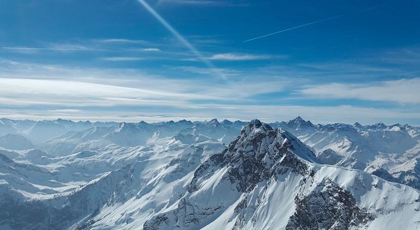 calentamiento global está derritiendo permafrost alpino y liberando reservas CO2
