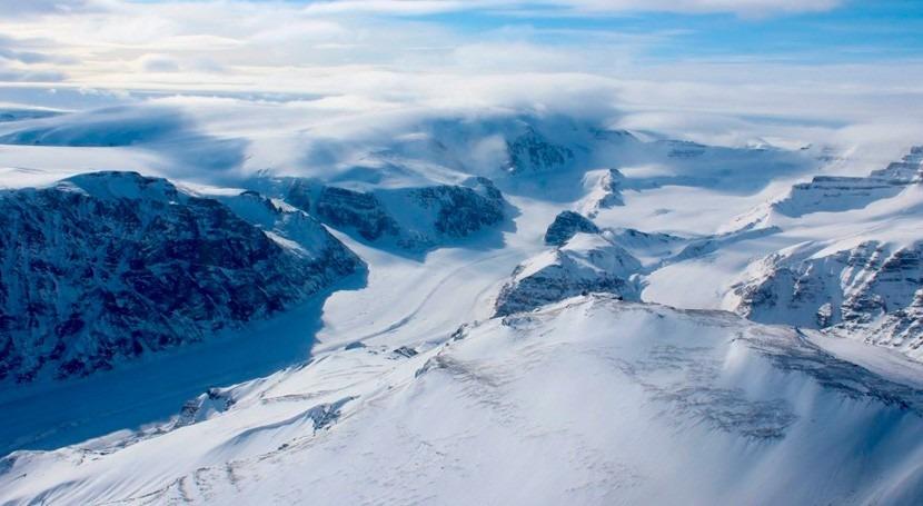 estudio, algunos casquetes hielo crecieron periodos calentamiento