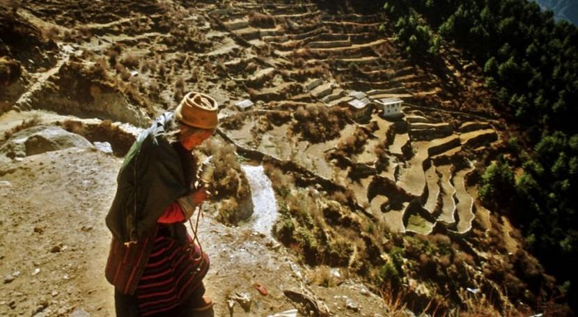 cambio climático y inseguridad alimentaria amenazan áreas montaña mundo