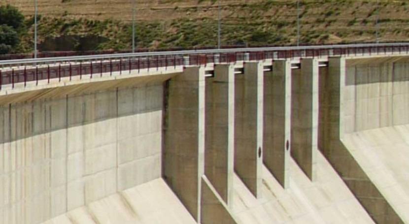 Confederación Ebro licita proyecto drenaje cola embalse Montearagón