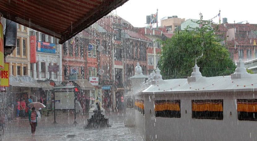 Ascienden 31 fallecidos causa lluvias torrenciales sur Nepal