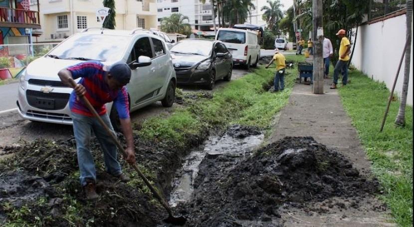 Panamá redobla esfuerzos minimizar inundaciones