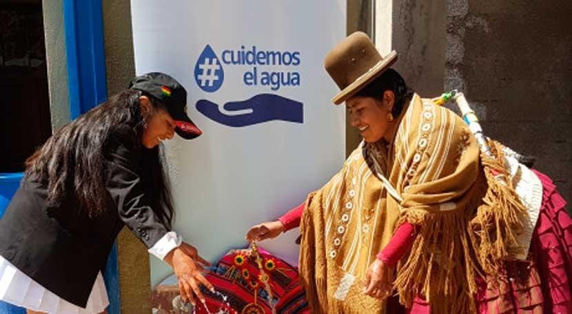 Evo Morales señala acceso al agua como derecho humano y meta Agenda Patriótica 2025
