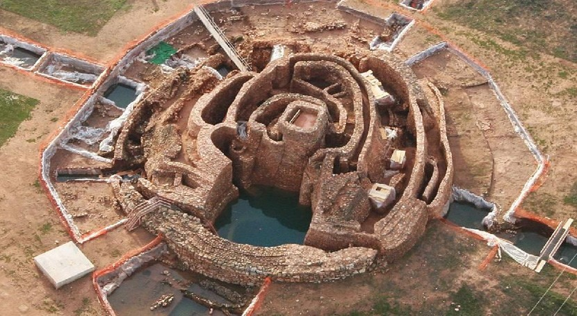 Motilla Azuer: pozo más antiguo Península Ibérica