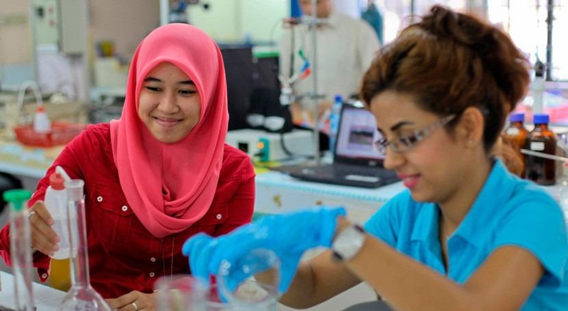 desarrollo sostenible requiere participación equitativa mujeres ciencias