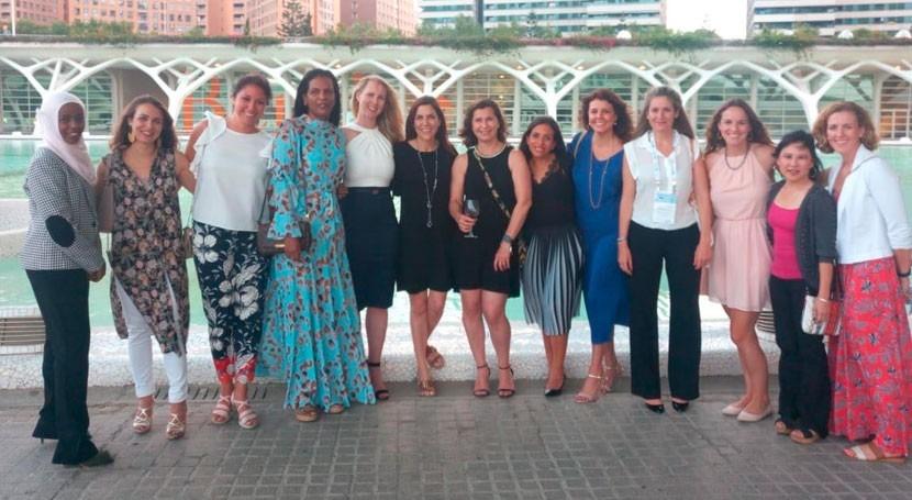 Nace primera plataforma mujeres sector agua