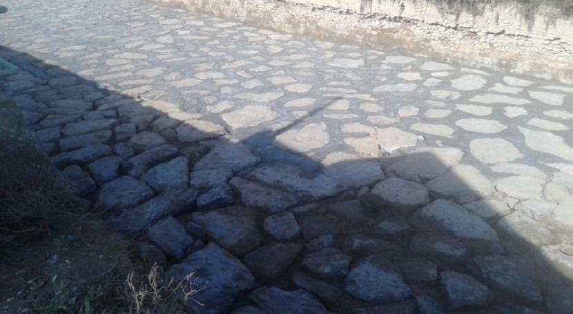 CHE licita obra mantenimiento Murallas Grisén, Canal Imperial Alagón