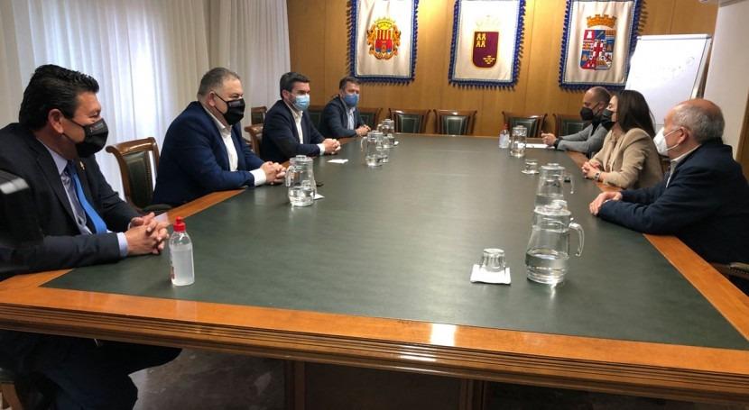 Murcia, Valencia y Andalucía solicitan al Estado suspender modificación reglas trasvase
