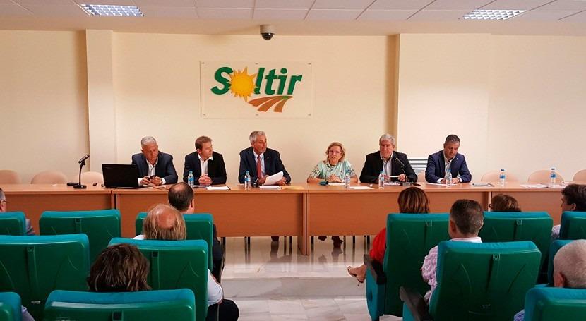 Murcia ya cuenta programas actuación contaminación nitratos origen agrario