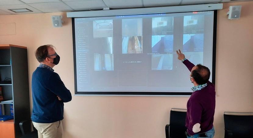 Murcia implantará este año sistema informático que permite control remoto depuradoras