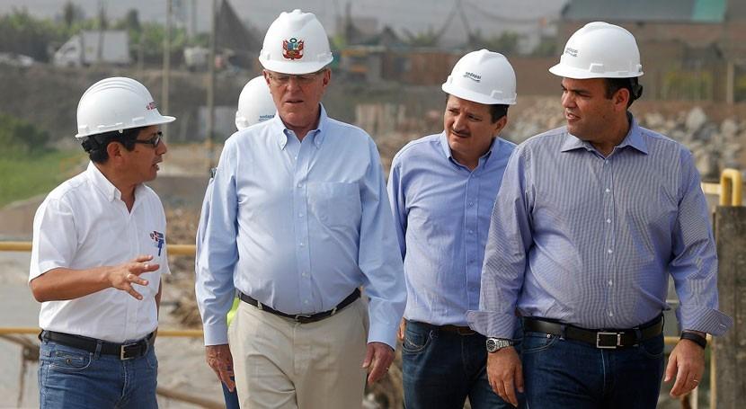 planta Huachipa reanudará captación agua río Rímac 30 días