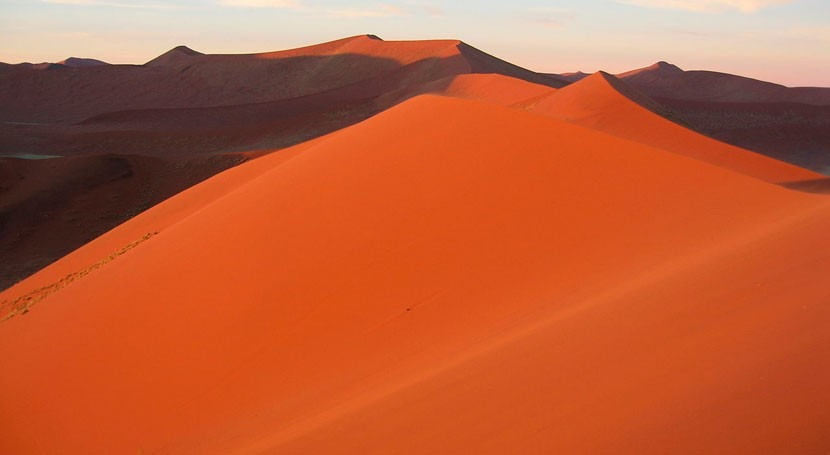 desierto más viejo mundo
