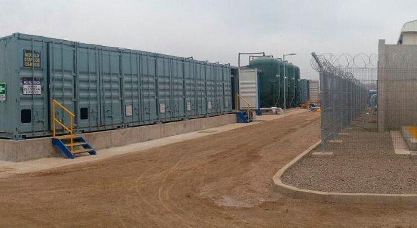 Aqualia pone marcha planta nanofiltración Huechún, Chile