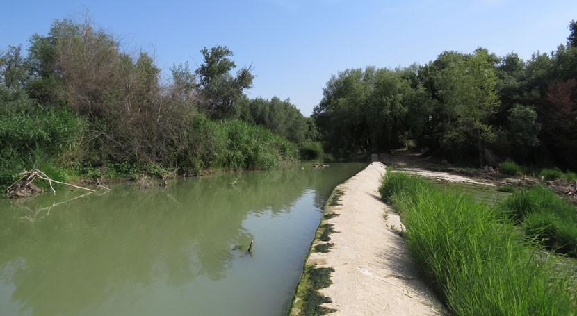 autorización limpiar Ebro Tudela ya se concedió, Gobierno navarro