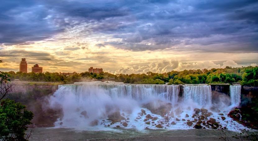 EE.UU. reconoce Corredor Río Niágara como 40º Humedal Importancia Internacional