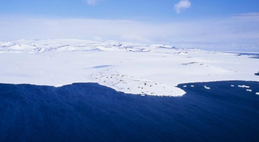 análisis polvo hielo Groenlandia ofrece información cambio climático