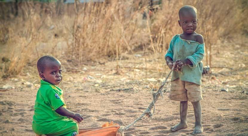 escasez agua y llegada época lluvias provoca situación crítica Nigeria