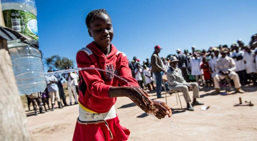 ¿Cómo retrete transforma comunidad Angola?