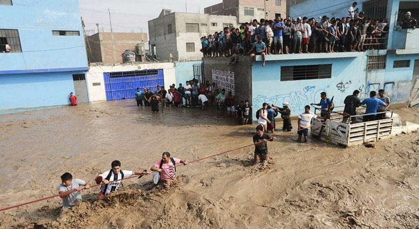 Alemania ayuda Perú mitigar efectos cambio climático