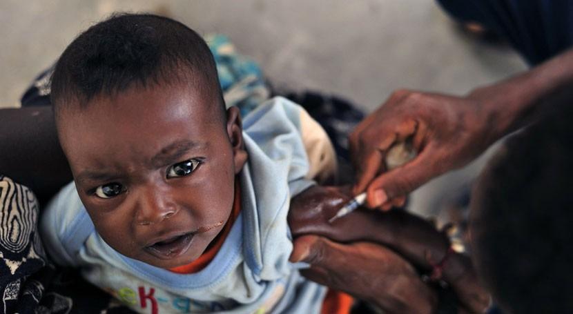 47 países africanos se comprometerán reducir 90% brotes cólera año 2030