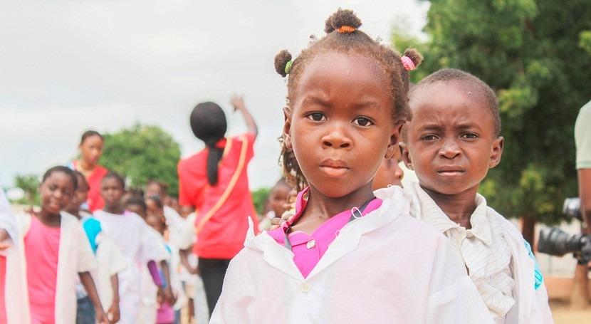 26,5 millones niños África oriental y meridional, peligro efectos Niño