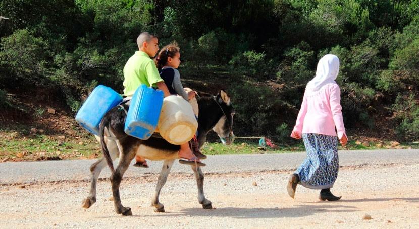 ONU solicita ayuda, cada dos habitantes RCA carece agua potable