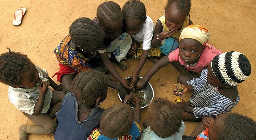 Resultado de imagen de los niños en Níger: