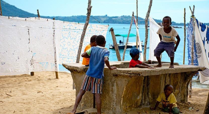 ONU, tasa desnutrición infantil podría cuadriplicarse Madagascar sequía