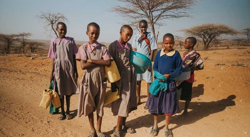 ONU solicita 205 millones euros paliar efectos sequía Zimbabue