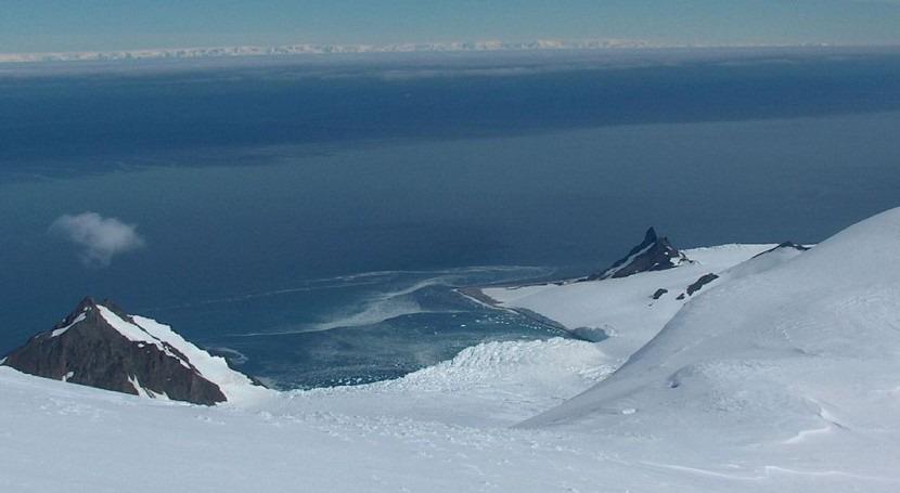 Groenlandia y la Antártida han contribuido a este aumento del nivel del mar (Wikipedia/CC).