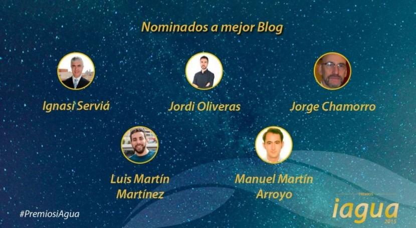 Enhorabuena Nominados!!!