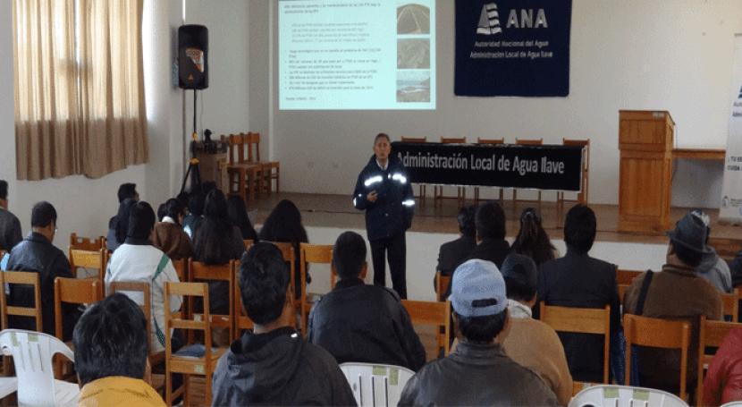 ANA considera eficiente Planta Tratamiento Aguas Residuales Yunguyo