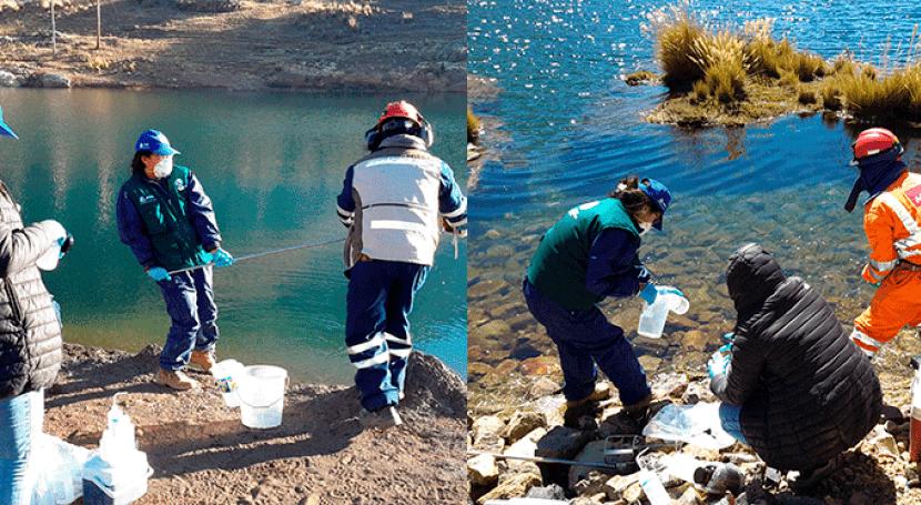 ANA ejecuta monitoreo participativo calidad agua cuenca río Huaura