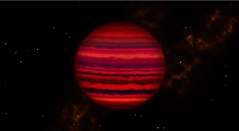 Detectan primera vez nubes agua fuera Sistema Solar
