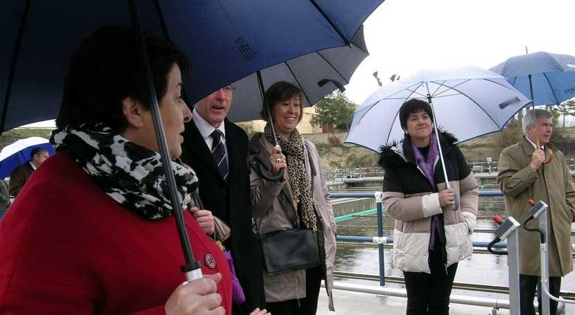 marcha nueva depuradora Segovia inversión 21,6 millones euros