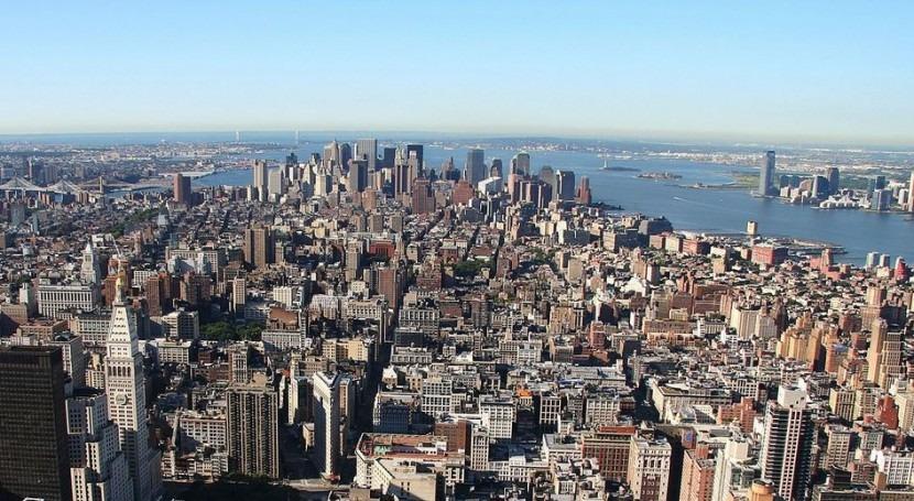 Nueva York (Wikipedia/CC).