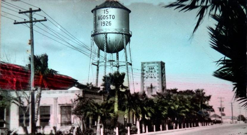 Testigos historia: inicio abastecimiento agua Nuevo Laredo (I)