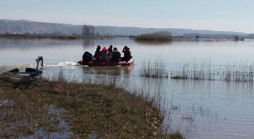 Aragón ordena pago últimos 5,6 millones ayudas pendientes riadas Ebro